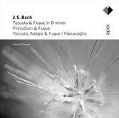 Bach: Toccata and Fugue in D minor etc / Herbert Tachezi