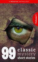 Omslag 99 Classic Mystery Short Stories Vol.1 :