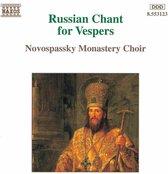 Russian Chant for Vespers / Novospassky Choir