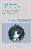 Omslag Sophie de Grouchy's Letters on Sympathy