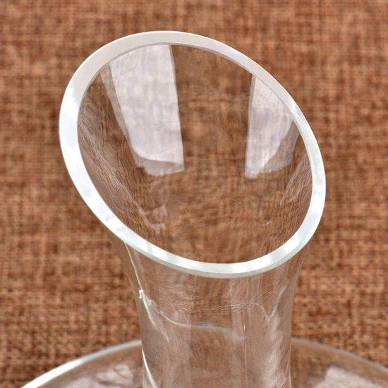 Alpina Karaf - Decanteer Karaf voor Wijn - Dik Glas - 1,78 Liter - Alpina