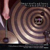 Improvisations Premeditees Percus E