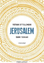 Boek cover JERUSALEM van Yotam Ottolenghi