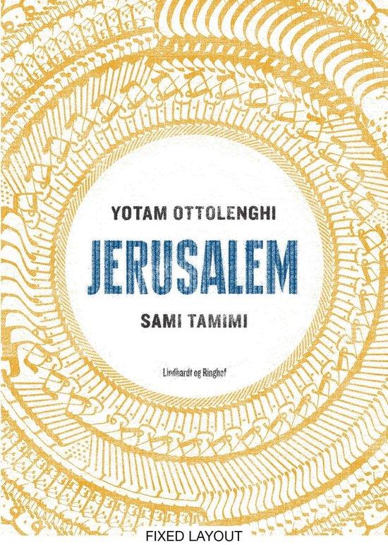 Boek cover JERUSALEM van Yotam Ottolenghi (Onbekend)