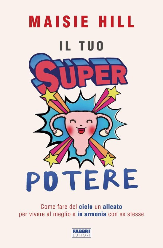 Boek cover Il tuo superpotere van Maisie Hill (Onbekend)