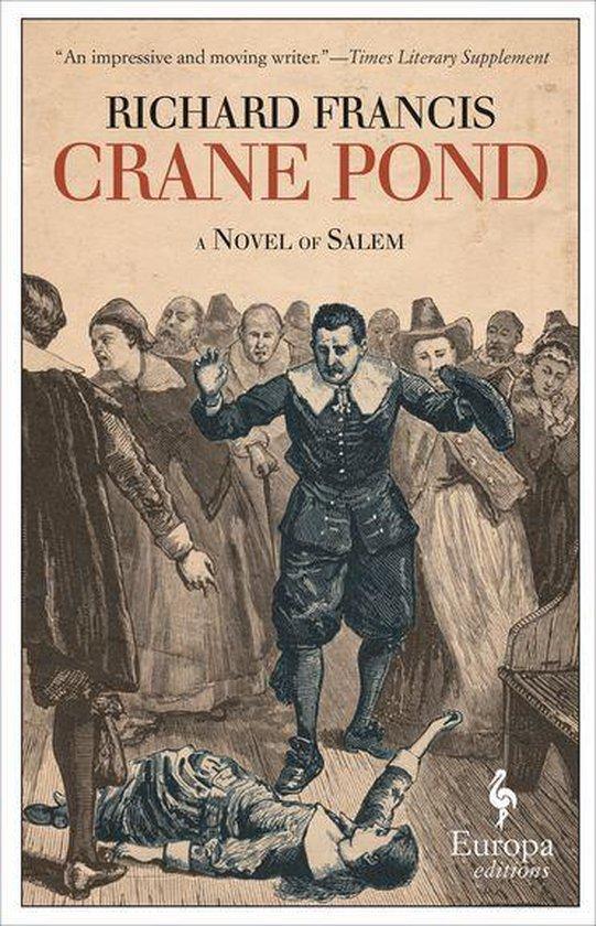 Omslag van Crane Pond