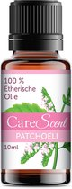 CareScent Patchouli Olie | Etherische Olie voor Aromatherapie | Essentiële Olie | Aroma Diffuser Olie Patchouli - 10ml