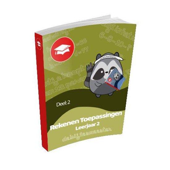 Oefenboek Leerjaar 2 Toepassingen - Deel 2 - De Bijlesmeester   Fthsonline.com