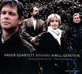 Hagen Quartett - Brahms - Kirill Ge