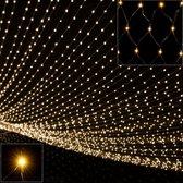 Lichtgordijn - 120 x 120 cm - LED - Netverlichting