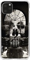 hoesje Room Skull BW Casetastic Smartphone Hoesje softcover case