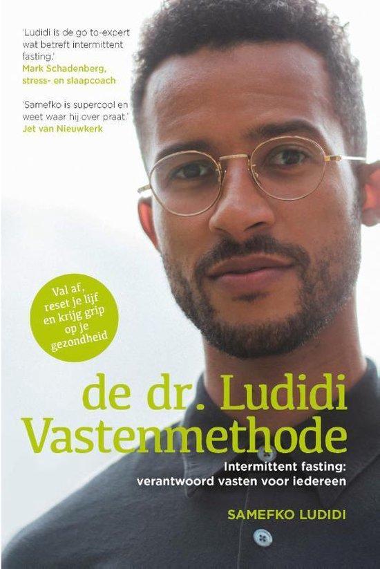 Boekomslag voor De dr. Ludidi Vastenmethode (Intermittent fasting)