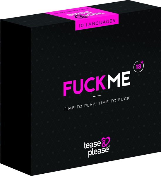 Tease & Please XXXME - FUCKME Erotisch seks standjes spel