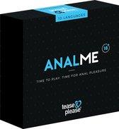 Tease & Please ANALME - Blauw - Erotisch spel