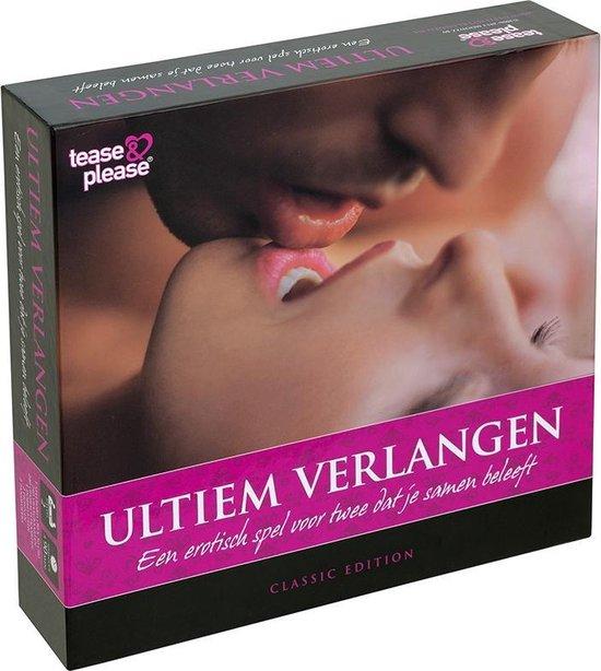 Tease en Please Ultiem verlangen Erotisch Spel