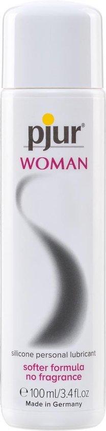 Pjur Woman Glijmiddel Siliconen - 100 ml