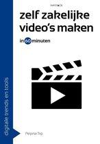Digitale trends en tools in 60 minuten  -   Zelf zakelijke video's maken in 60 minuten