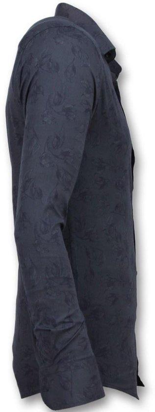 Tony Backer Overhemden Heren Overhemd M