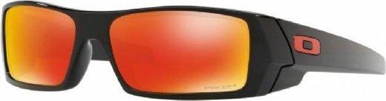 Sportbrillenshop - Oakley Gascan Polished Black/  Prizm Ruby - OO9014-4460