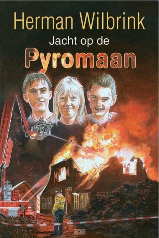 Jacht op de pyromaan - Wilbrink, H. |