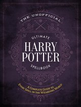 Boek cover The Unofficial Ultimate Harry Potter Spellbook van Media Lab Books (Hardcover)