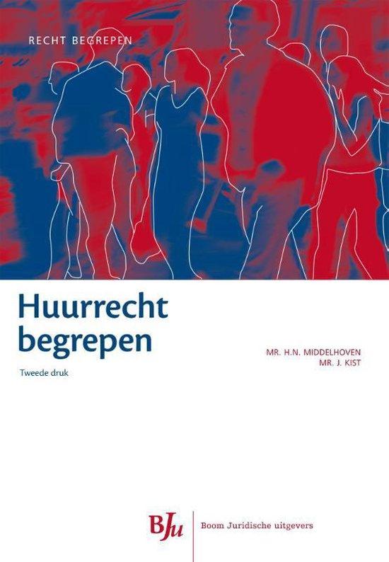 Huurrecht begrepen - Heleen Middelhoven | Fthsonline.com