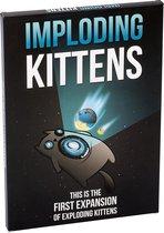 Exploding Kittens Imploding Kittens Uitbreiding - Engelstalig Kaartspel