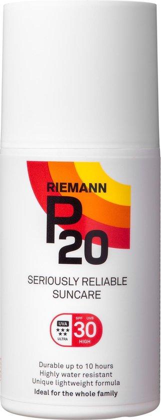 P20 Sunfilter  SPF 30 - 200 ml - Zonnebrand spray