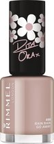 Rimmel London Nagellak 60 seconds Rain Rain Go Away Pink