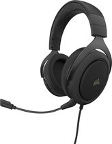 Corsair HS60 Pro Surround Gaming Headset - PC - Zwart/Carbon