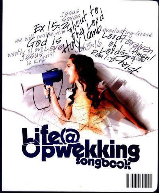 Muziekboek life@opwekking 181-192 aanvulling - 13 181-192 Life@Opwekking |