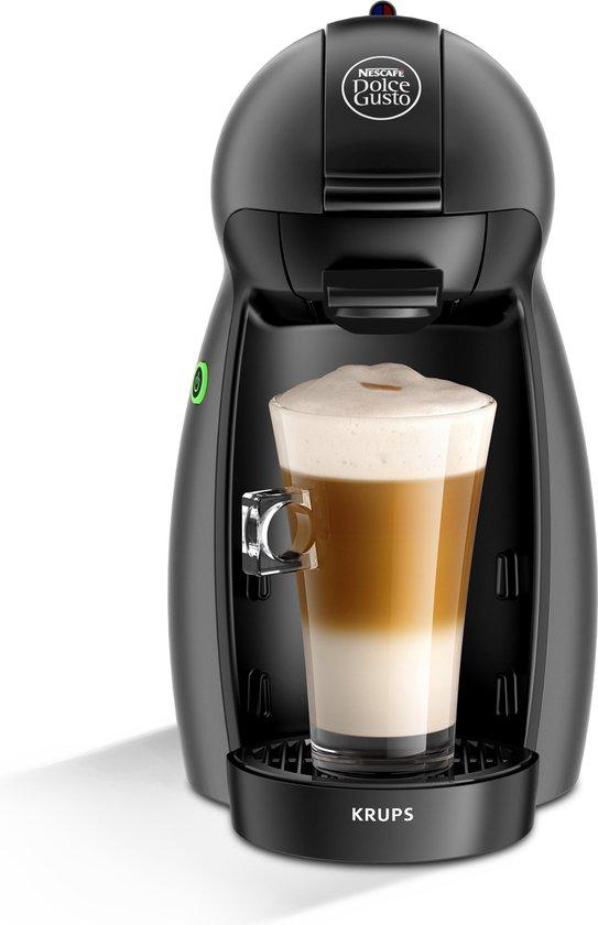 Krups Nescafé Dolce Gusto Piccolo KP100B - Koffiecupmachine