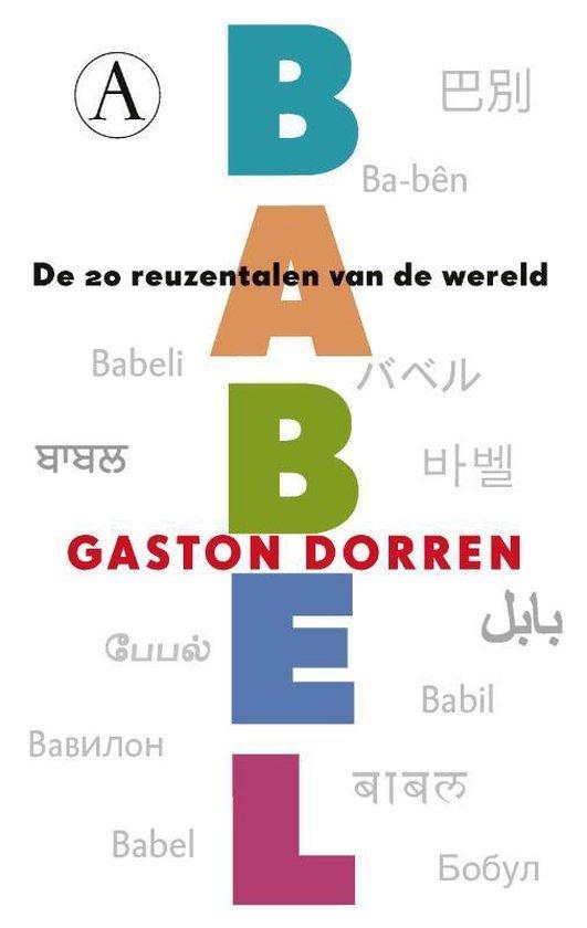 Babel - Gaston Dorren | Fthsonline.com