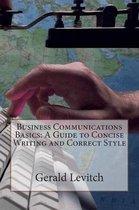 Business Communications Basics