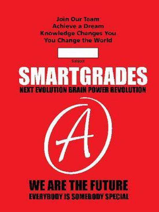 SMARTGRADES 2N1 School Notebooks How to Ace a Math Test