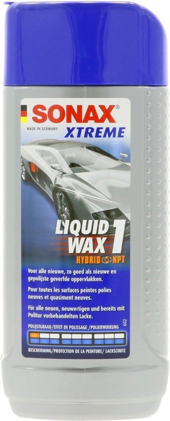 Sonax Xtreme Liquid Wax nr.1 - 250ml