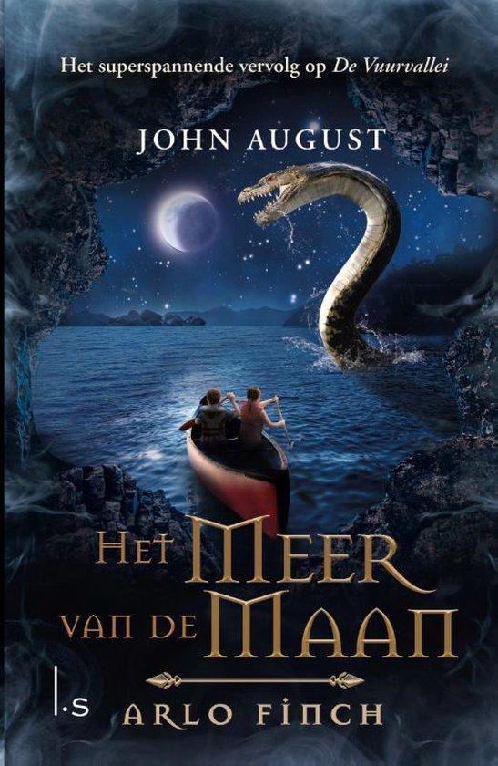 Arlo Finch 2 - Het Meer van de Maan - John August | Readingchampions.org.uk