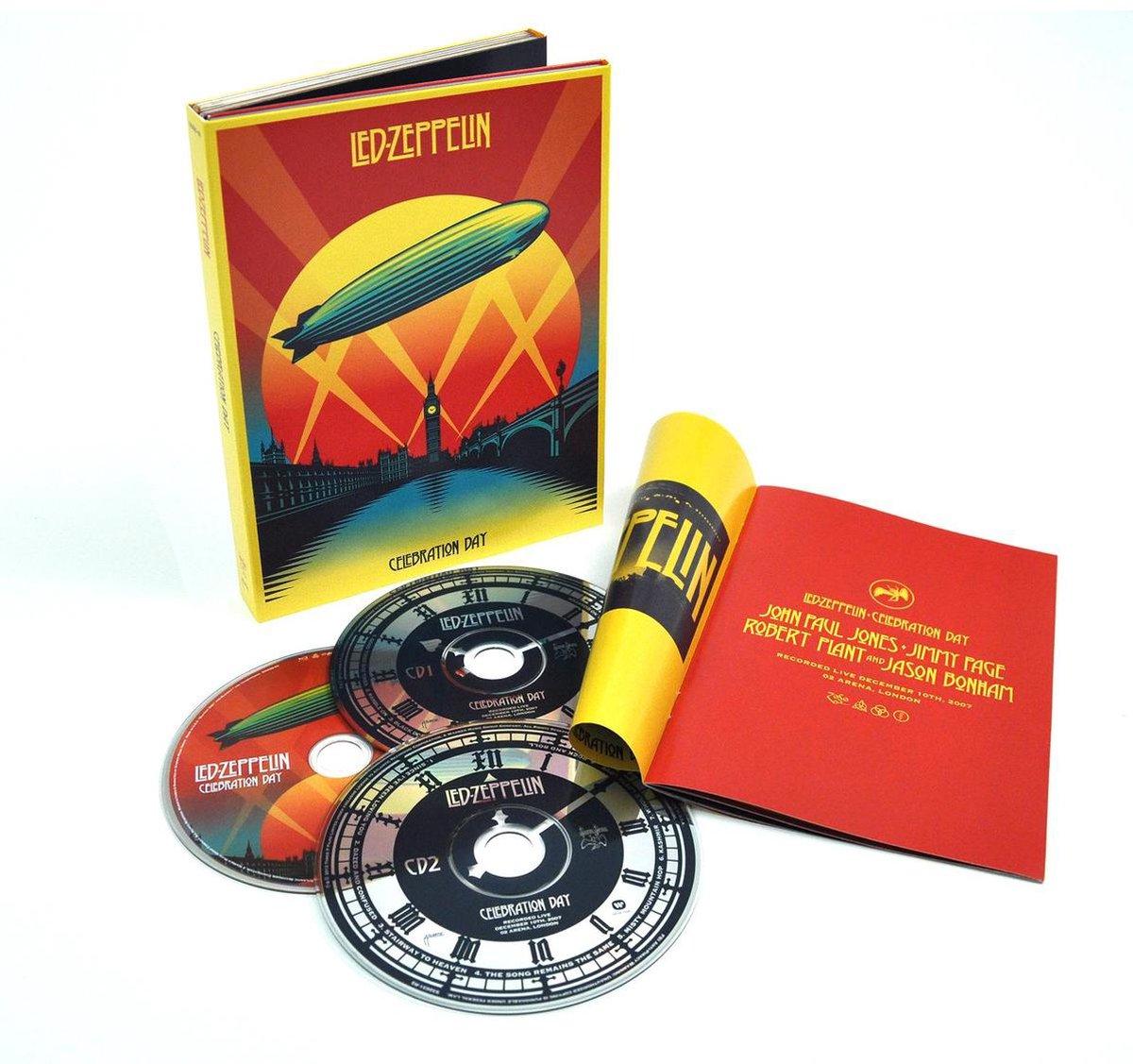 Celebration Day (Dvd+2Cd) - Led Zeppelin