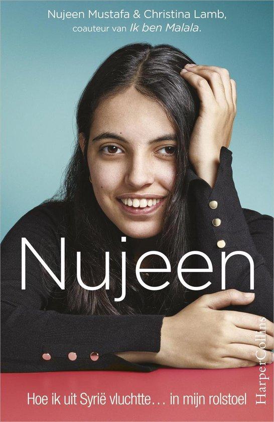 Boek cover Nujeen van Nujeen Mustafa (Onbekend)