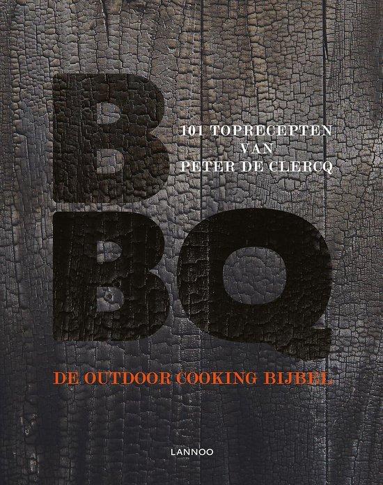 BBQ de outdoor cooking bijbel - Peter De Clercq |