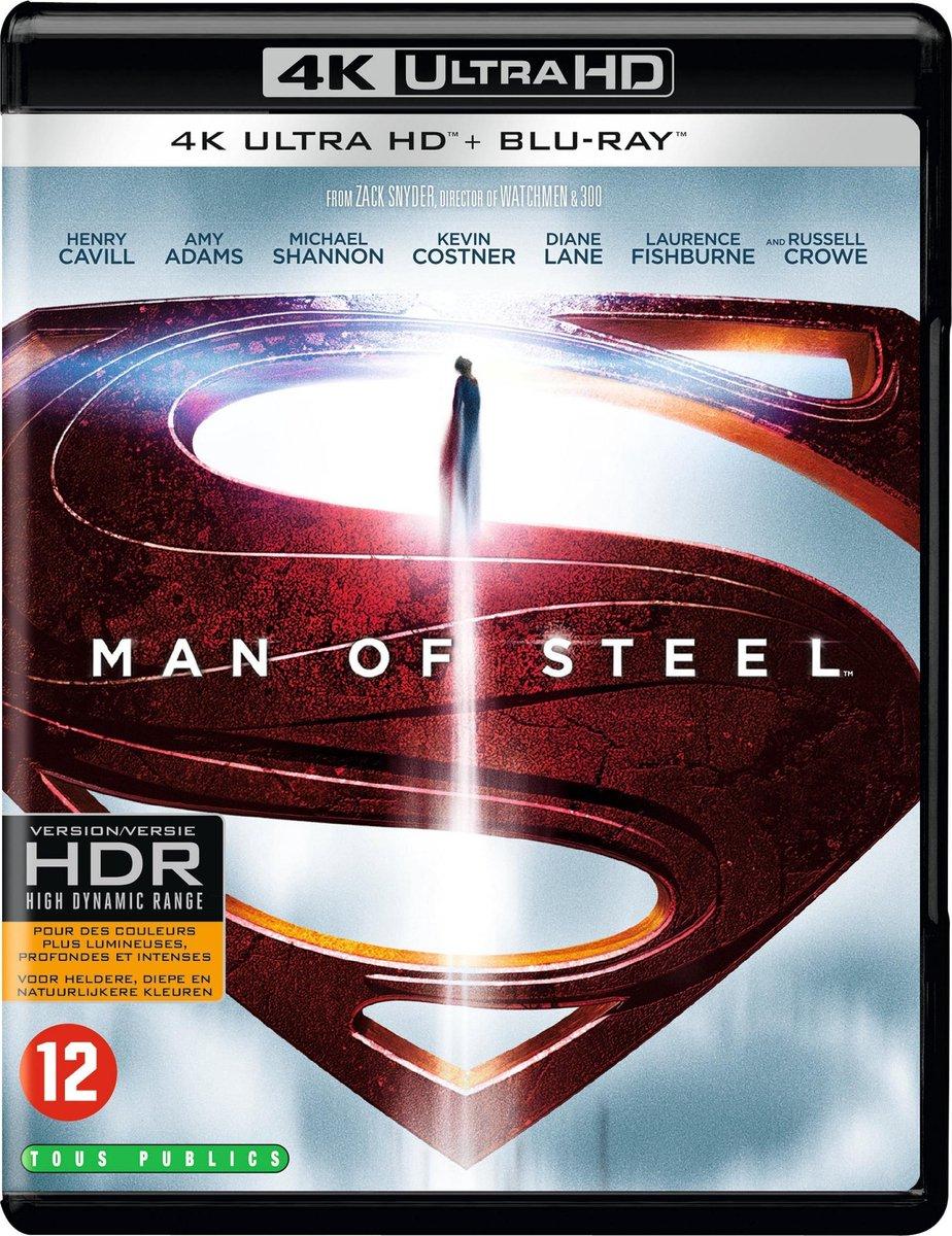 Man of Steel (4K Ultra HD Blu-ray)-