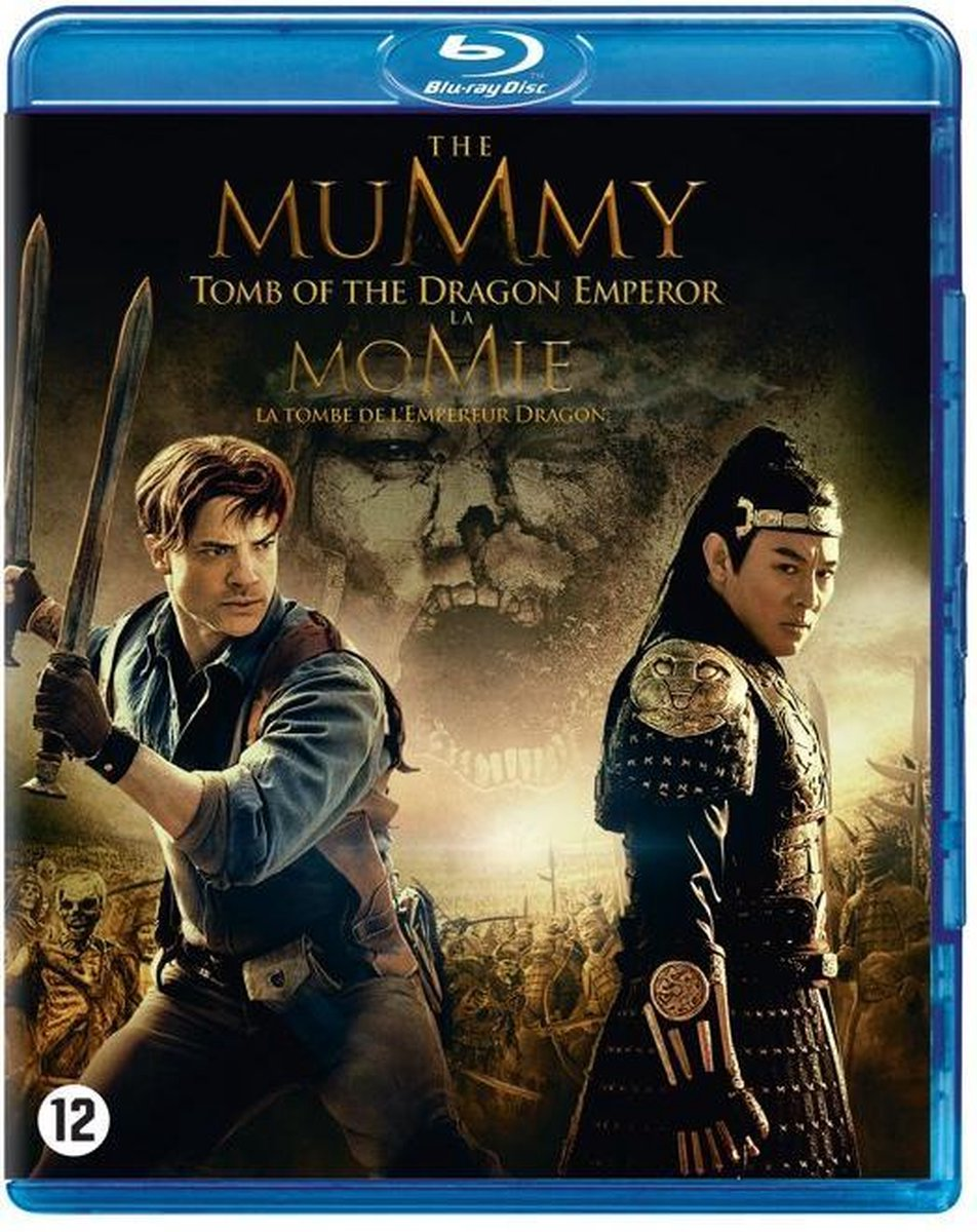 The Mummy: Tomb of the Dragon Emperor (Blu-ray) - Film