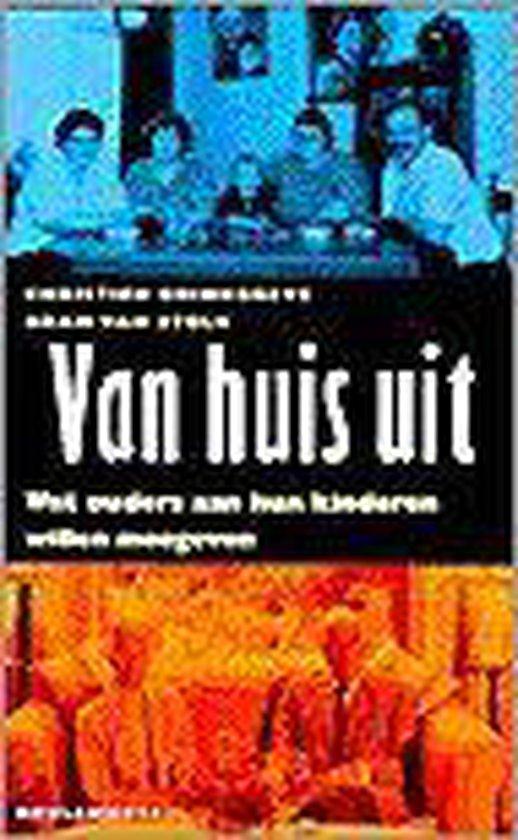 VAN HUIS UIT - C. Brinkgreve pdf epub