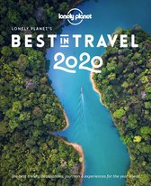 Boekomslag van 'Lonely Planet's Best in Travel 2020'