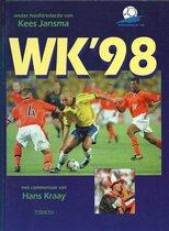 Boekomslag van 'Wk'98'