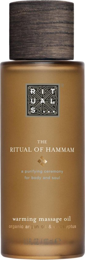 RITUALS The Ritual of Hammam Massage Olie - 100 ml