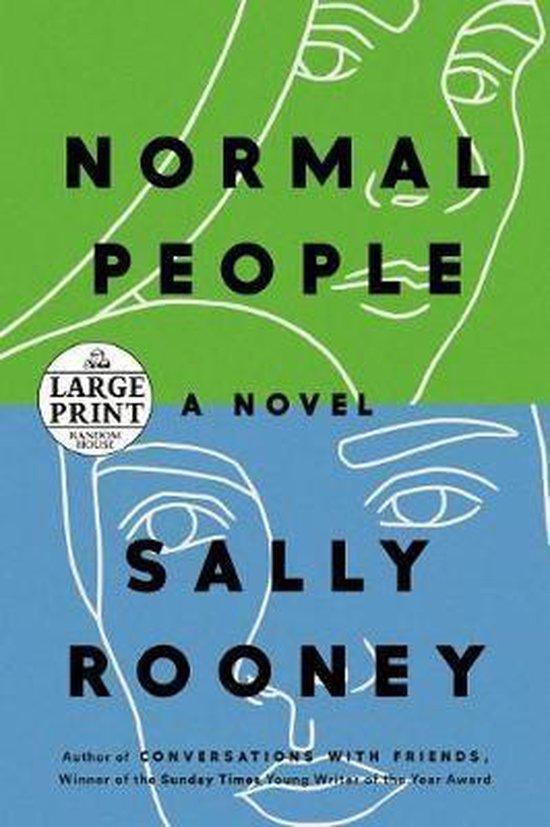 Omslag van Normal People