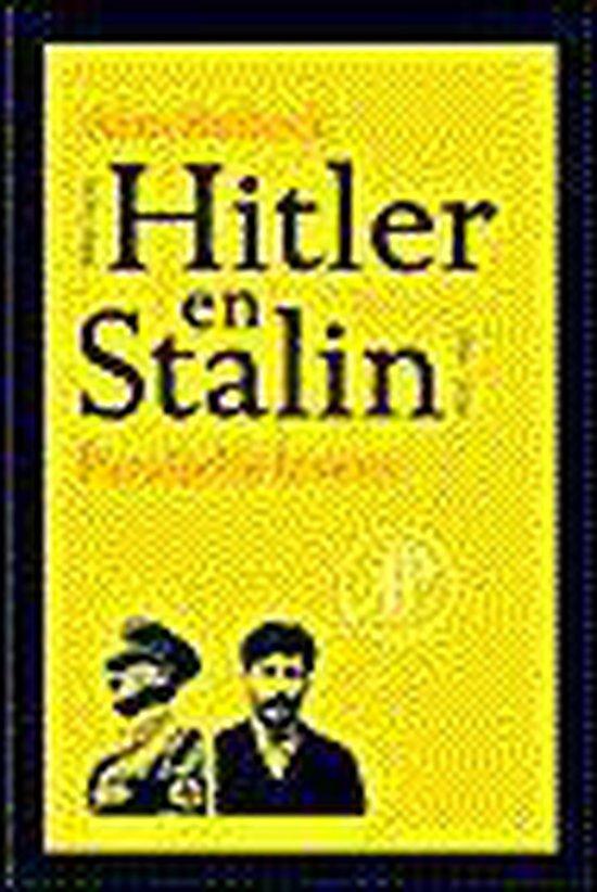 Hitler en stalin - Alan Bullock |