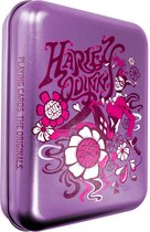 """DC COMICS Tins - HARLEY QUINN. """"Beautiful as Aphrodite, wise as Athena, swifter than Hermes, and stronger than Hercules, Princess Diana of Themyscira fights for peace in Man's World. Welcome WONDERWOMAN in this DC COMICS SUPERHERO TIN. A strong colab"""