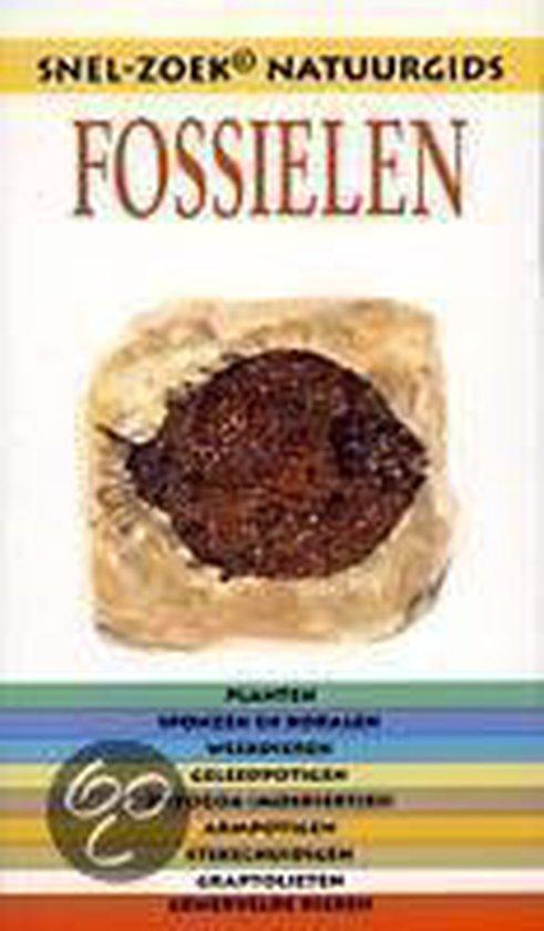 Snelzoekgids fossielen - Auteur Onbekend |